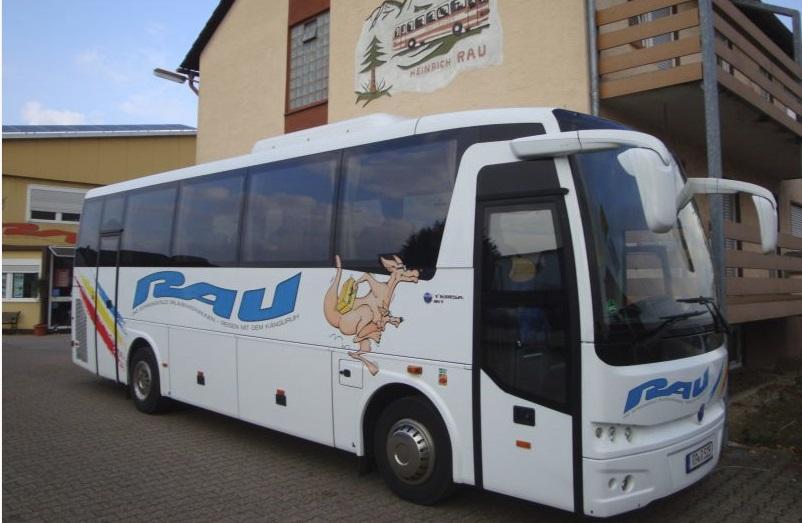 Автобус петербург лейпциг