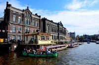 экскурсии Амстердам по воде