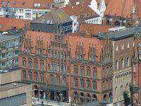 Старая ратуша Ганновера фото