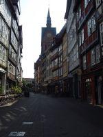 Улицы Ганновера